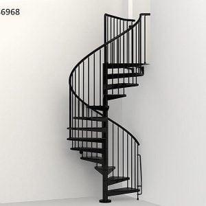cầu thang xoắn ốc 06